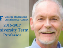 2016-2017 Dietmar Siemann University Term Professor University of Florida Department of Radiation Oncology