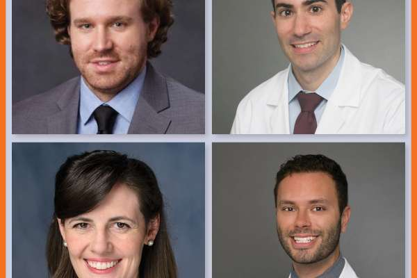 Radiation Oncology Welcomes Drs. Artz, Holtzman, Lockney, Mailhot
