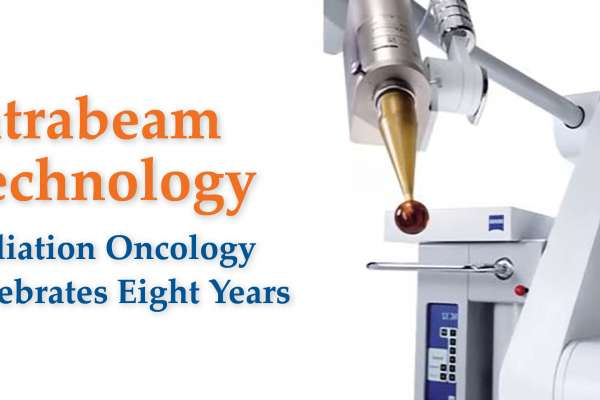Intrabeam therapy can shorten the duration of a woman's radiation treatment to a single day.