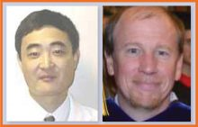 Professor Jonathan Li, PhD, and Research Assistant Professor Walter O'Dell, PhD, have been recognized as Exemplary Teachers for 2018.