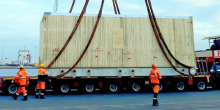 UFHPTI receives new cyclotron and gantry
