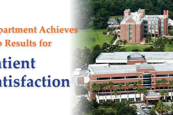 Radiation Oncology Achieves Top Results from Latest Press Ganey Patient Satisfaction Survey