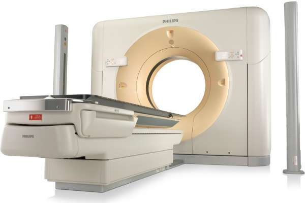 The Philips CT Simulator