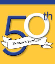 50th Annual Radiation Oncology Research Seminar