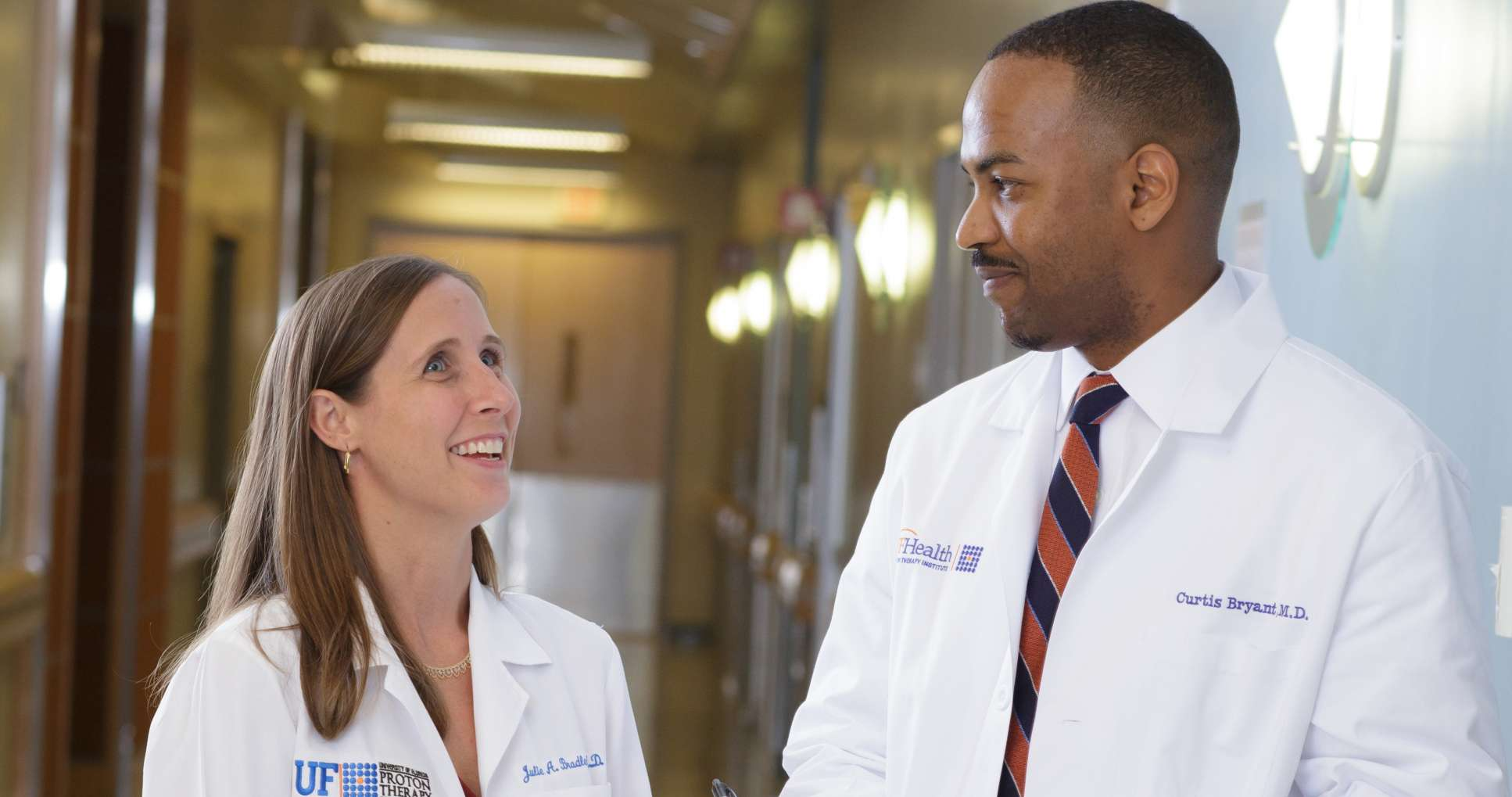 Radiation Oncology » College of Medicine » University of Florida