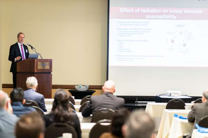 The Radiation Oncology Research Seminar