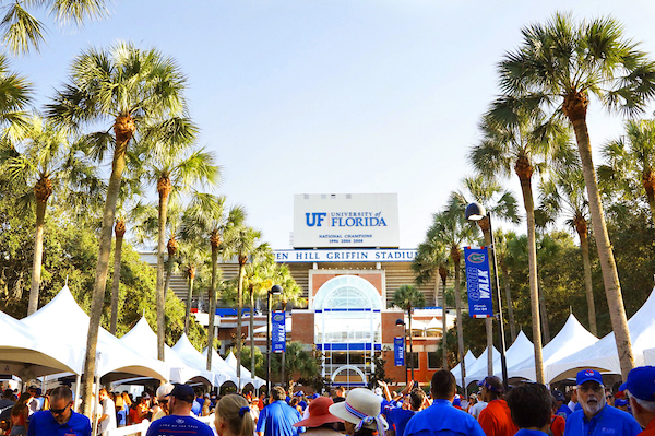 Game Day at UF